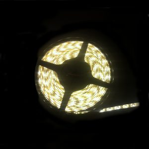 LED IP65 Strip Light 5m Warm White 3528 - LEDIP65WW3528