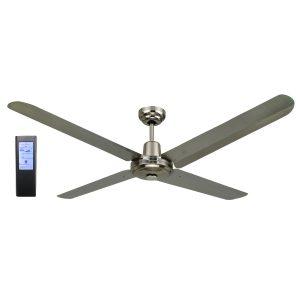 BLIZZARD56'' 1200mm 316SS Ceiling Fan + Touch Pad BLRemote - BLIZZARD56'' - TBLRem