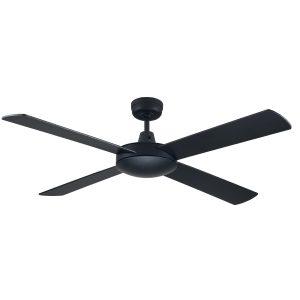 Genesis-52 Black Ceiling Fan GEN52BLK
