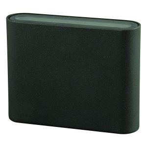 Micro Mini LED Outdoor Black Wall Light - EXTLED1010
