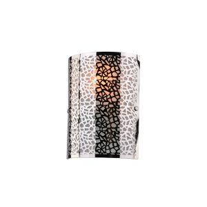 Zay Satin Nickel Wall Light - W003ZAYSN