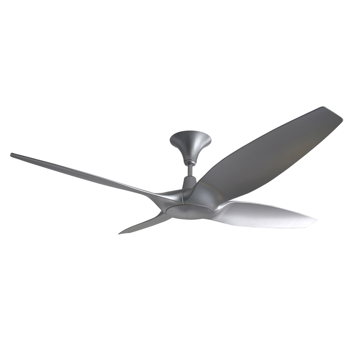 Designer 4 Blade 60 Inch 1524mm Dc Ceiling Fan With Remote Ceiling Fans And Leds